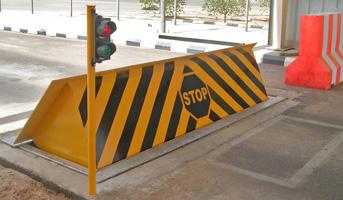 Blocker and barrier....7