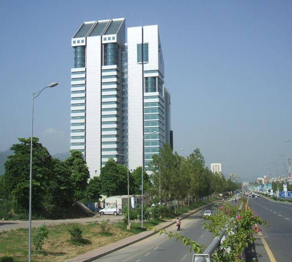 PTET TELECOM TOWER ISLAMABAD