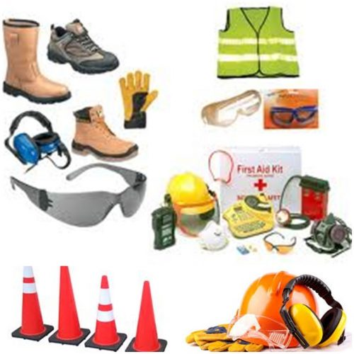 personal safety items....9